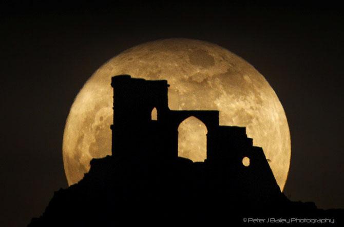 26 de fotografii superbe cu Luna - Poza 12