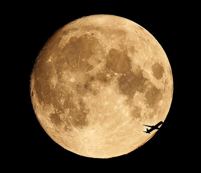 26 de fotografii superbe cu Luna - Poza 20