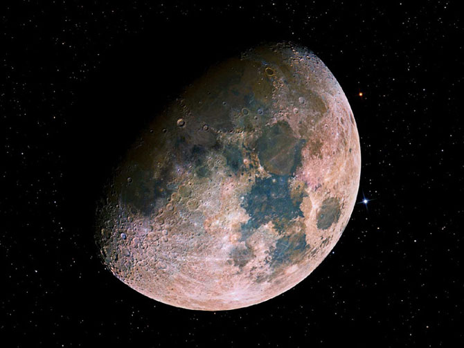 26 de fotografii superbe cu Luna - Poza 21