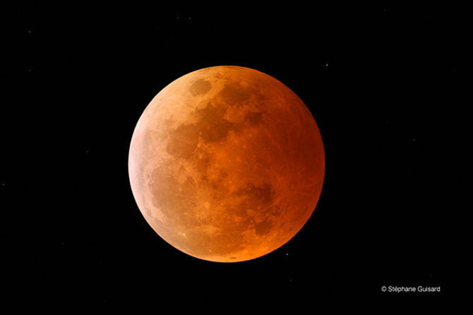 26 de fotografii superbe cu Luna - Poza 26