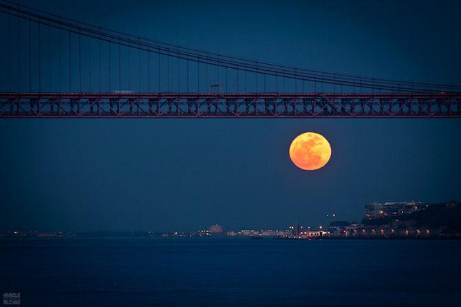 26 de fotografii superbe cu Luna - Poza 7