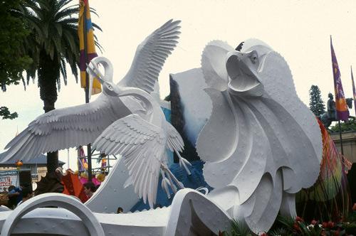 25 de sculpturi din hartie - Poza 15