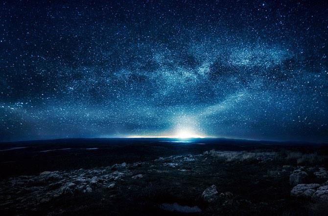 Noaptea e un chin pentru unii fotografi. Dar pentru altii... - Poza 1