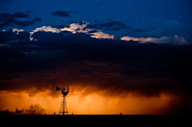 33 de poze extraordinare cu nori - Poza 25