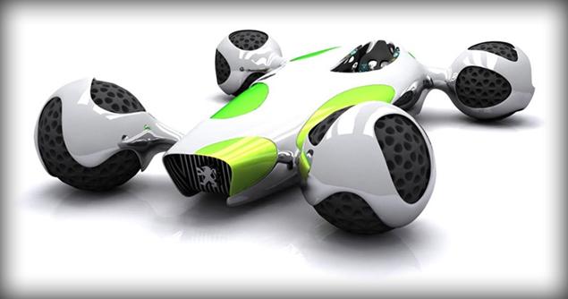 Peugeot NJooy Concept - Poza 1