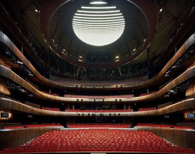 23 de cladiri de opera fascinante - Poza 8