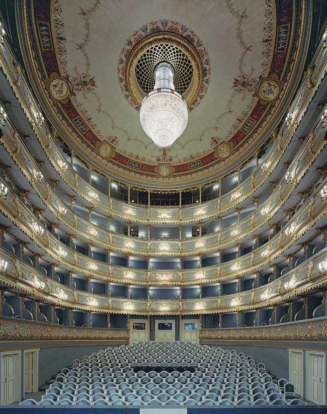 23 de cladiri de opera fascinante - Poza 23