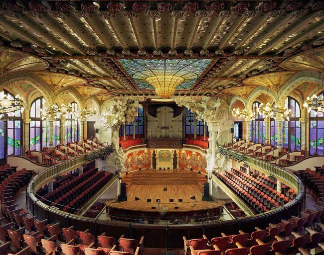 23 de cladiri de opera fascinante - Poza 20