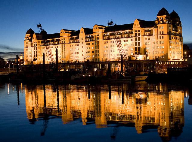 Magie nordica in Oslo - Poza 1