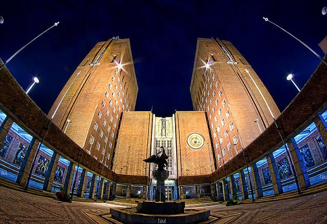 Magie nordica in Oslo - Poza 12