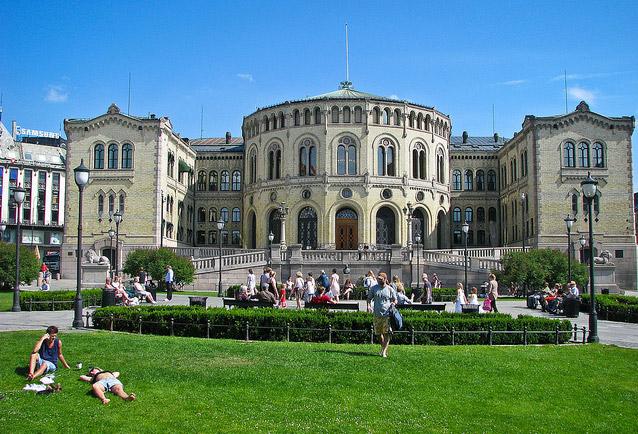 Magie nordica in Oslo - Poza 2