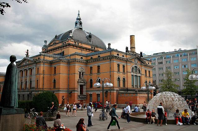 Magie nordica in Oslo - Poza 24