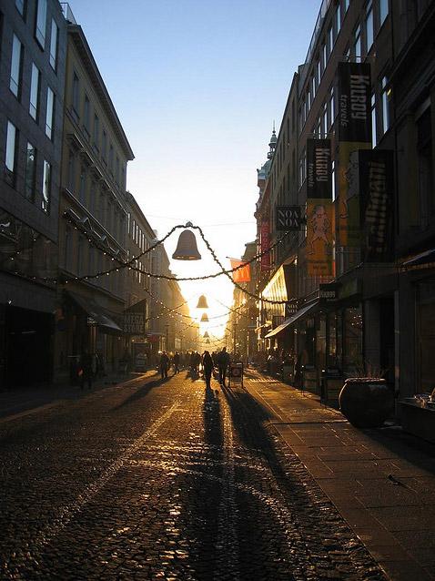 Magie nordica in Oslo - Poza 4
