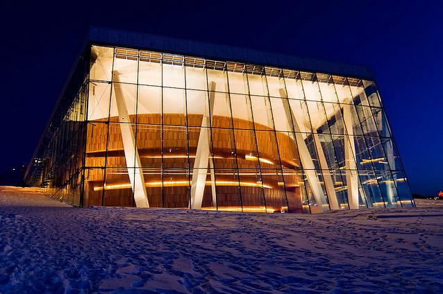 Magie nordica in Oslo - Poza 7
