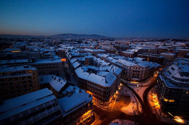 Magie nordica in Oslo - Poza 8