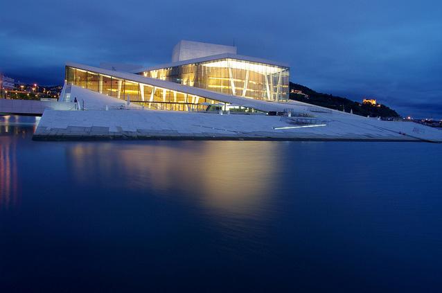 Magie nordica in Oslo - Poza 9