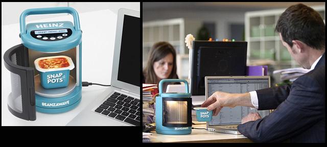 Beanzawave: Microunde pe USB - Poza 1