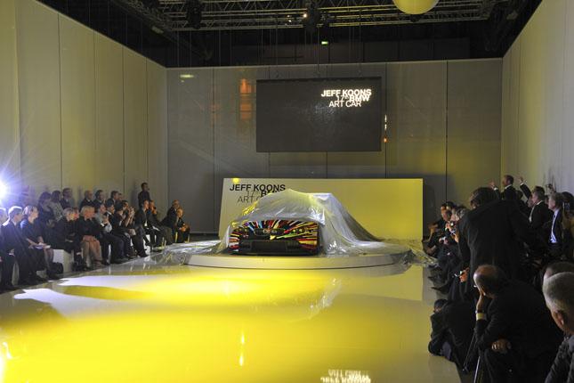 Prezentarea noului BMW M3 GT2