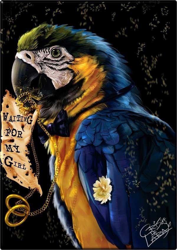 Digital Painting: 15 creatii excelente - Poza 6