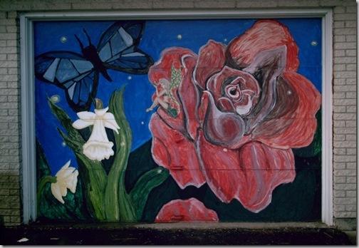24 de picturi fenomenale pe usile garajelor