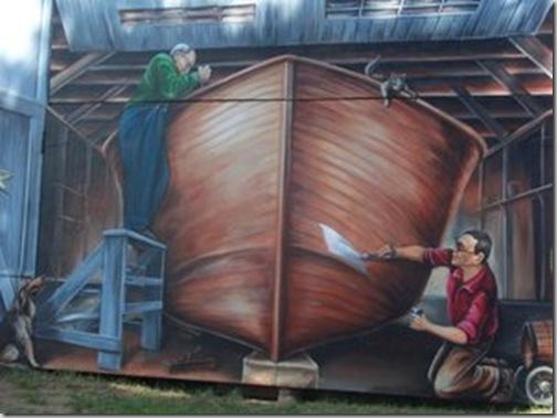 24 de picturi fenomenale pe usile garajelor - Poza 8