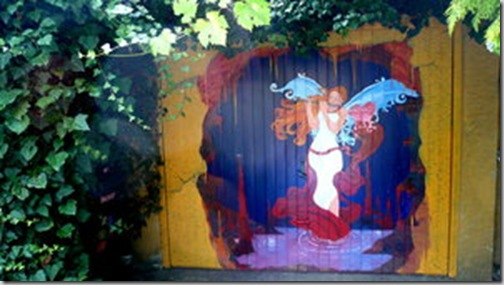 24 de picturi fenomenale pe usile garajelor - Poza 10