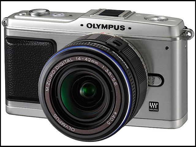 Olympus Pen E-P1 - Poza 1