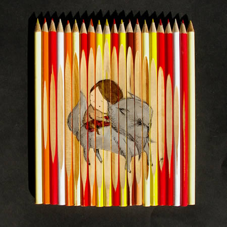 Desene pe creioane - Poza 1