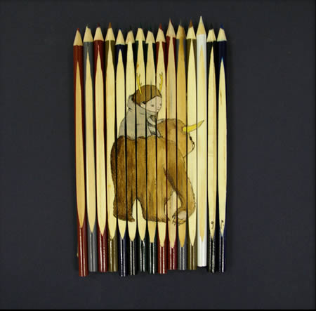 Desene pe creioane - Poza 2