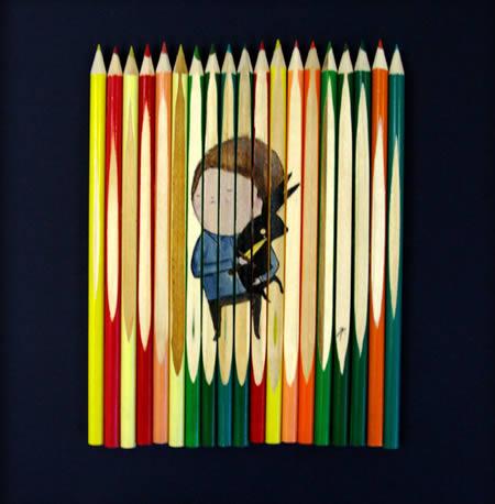 Desene pe creioane - Poza 3