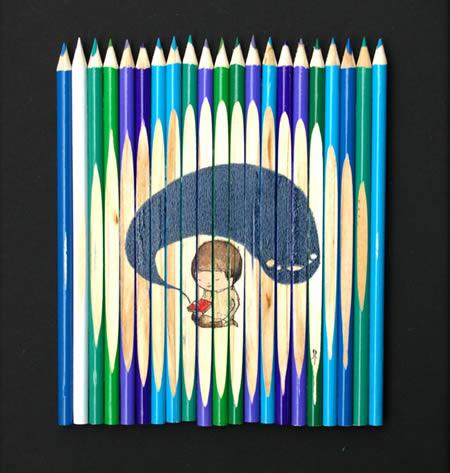 Desene pe creioane - Poza 4