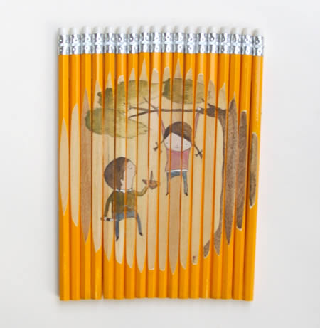 Desene pe creioane - Poza 5