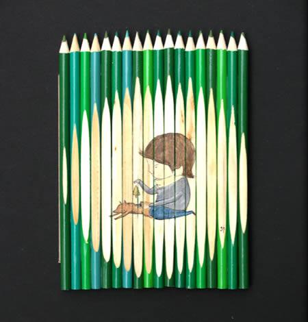 Desene pe creioane - Poza 6