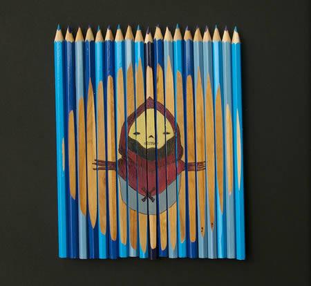 Desene pe creioane - Poza 7