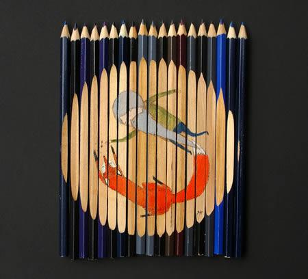 Desene pe creioane - Poza 9