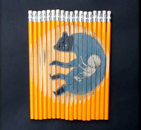 Desene pe creioane - Poza 10