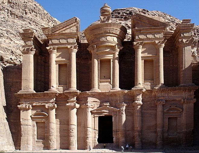 Petra, orasul sapat in piatra - Poza 10