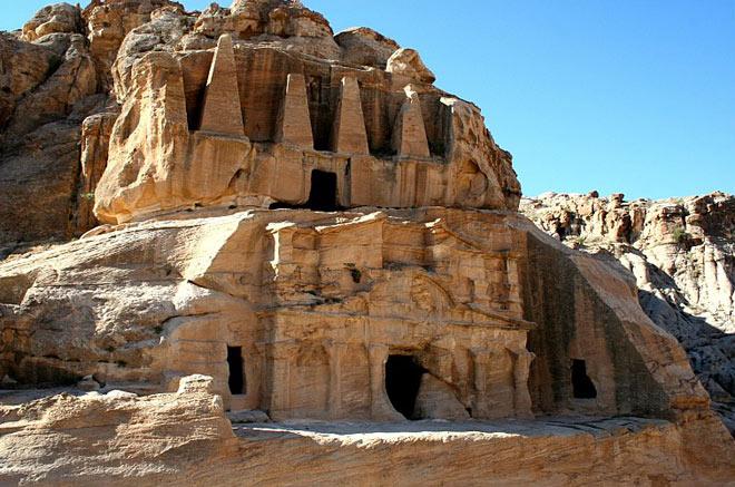 Petra, orasul sapat in piatra - Poza 11