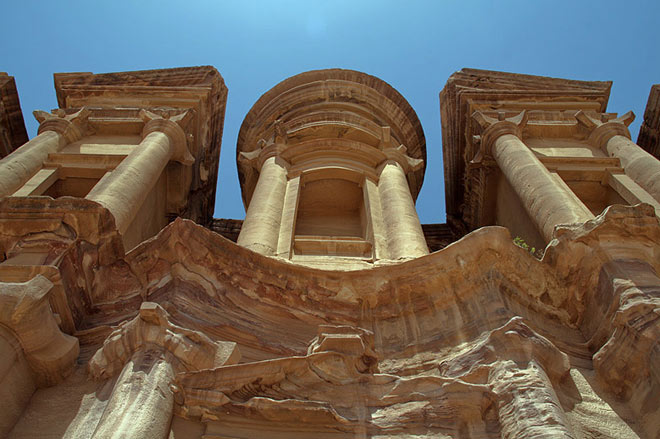 Petra, orasul sapat in piatra - Poza 14