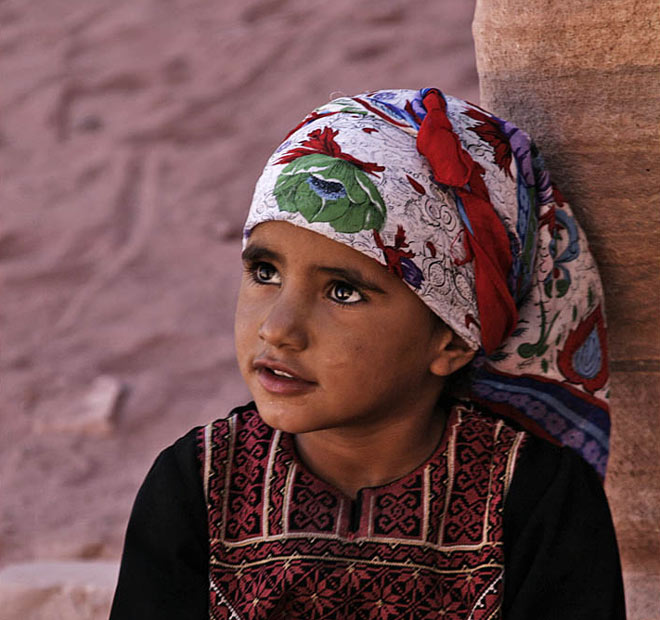 Petra, orasul sapat in piatra - Poza 8
