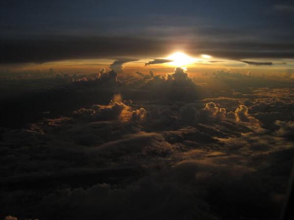 30 de fotografii facute din avion! - Poza 24