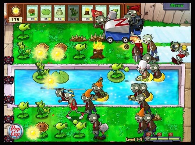 Plants vs. Zombies - Poza 2