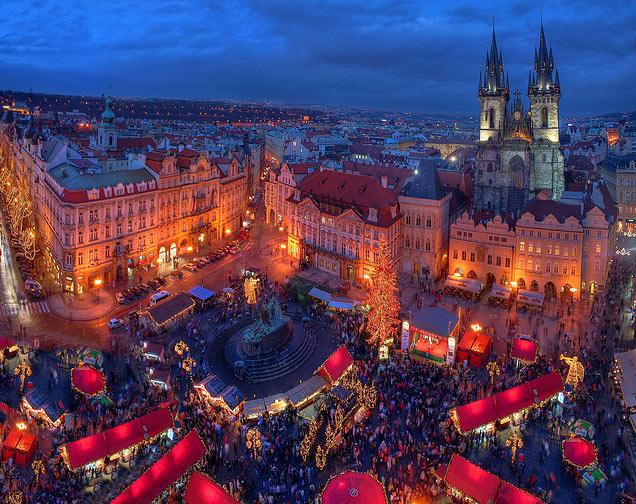 Praga in 28 de fotografii minunate - Poza 17
