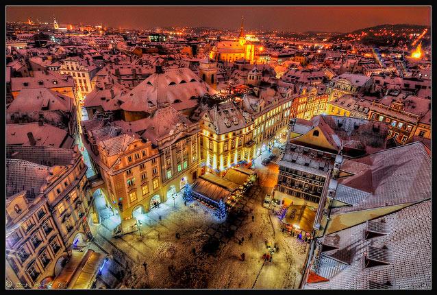 Praga in 28 de fotografii minunate - Poza 18