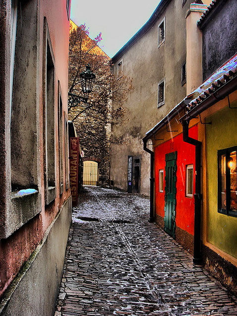 Praga in 28 de fotografii minunate - Poza 26