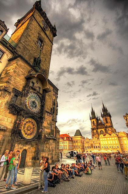 Praga in 28 de fotografii minunate - Poza 3