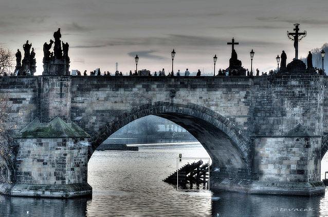Praga in 28 de fotografii minunate - Poza 4