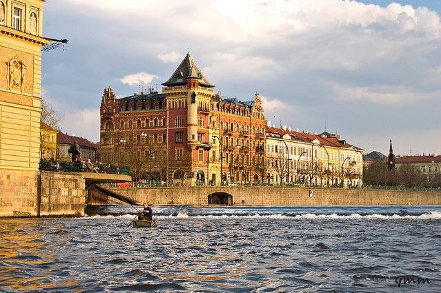 Praga in 28 de fotografii minunate - Poza 9