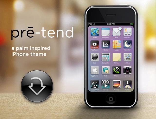 Tema Pre pentru iPhone - Poza 1