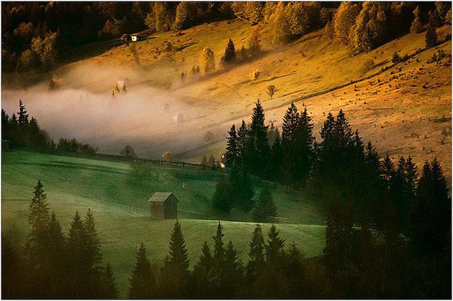 Romania vazuta de Cornel Pufan - Poza 15